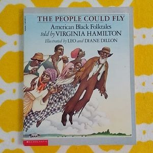 BOOK*THE PEOPLE COULD FLY